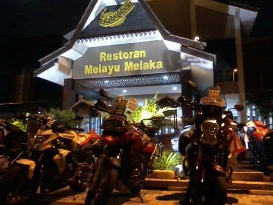 Restoran Melayu Melaka