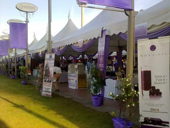 1-million-women-purple-walk-booth