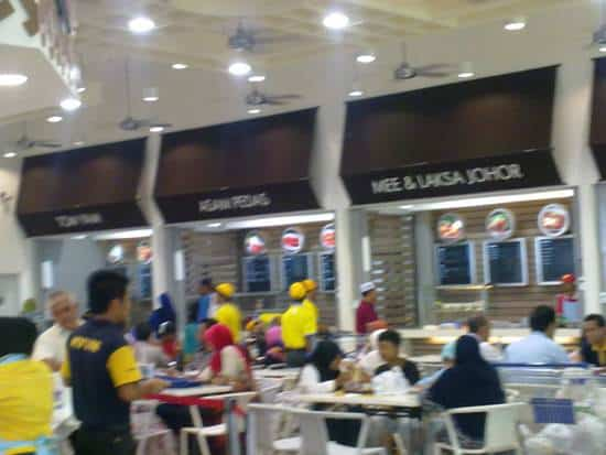 mydin-jasin-food-court