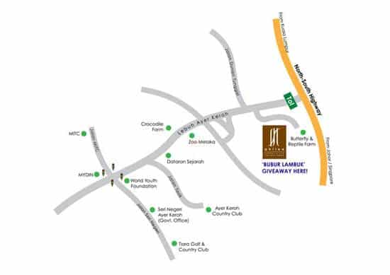 Philea resort spa map