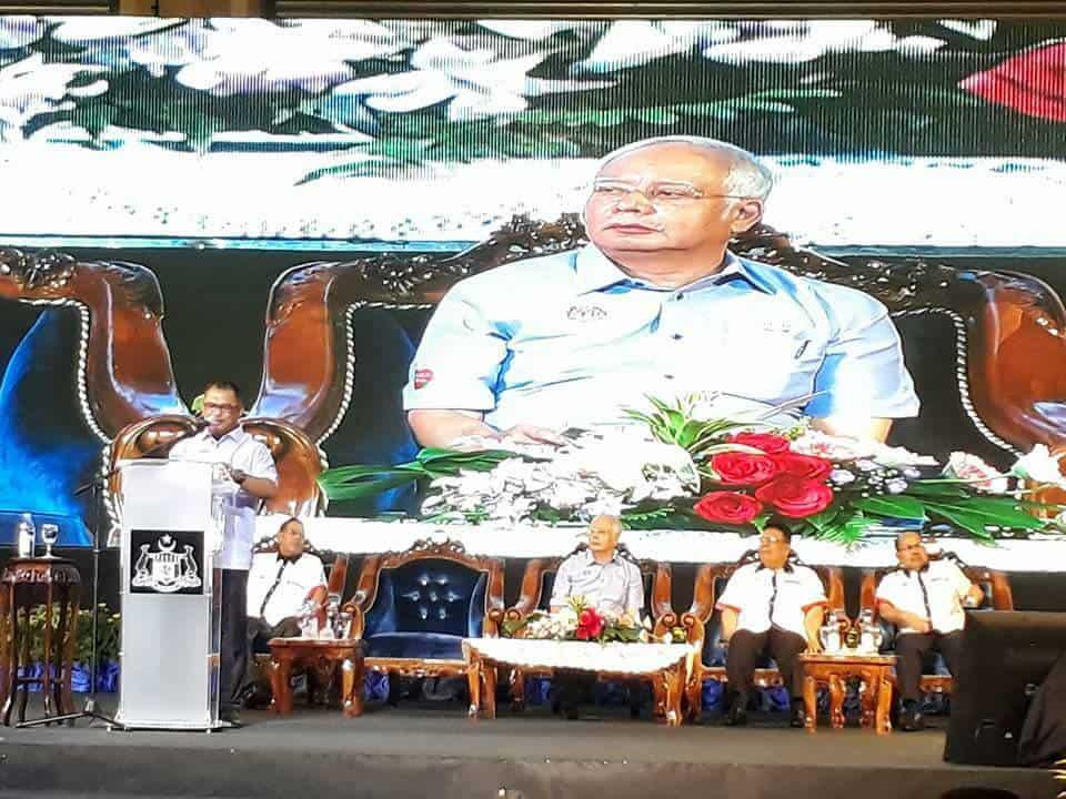 PM-perhimpunan penjawat