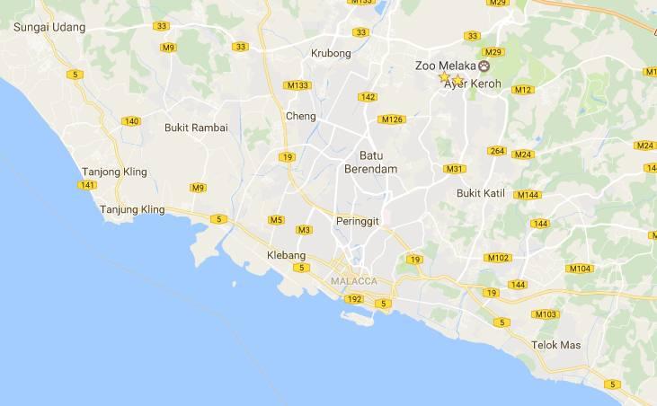 peta-melaka-tengah