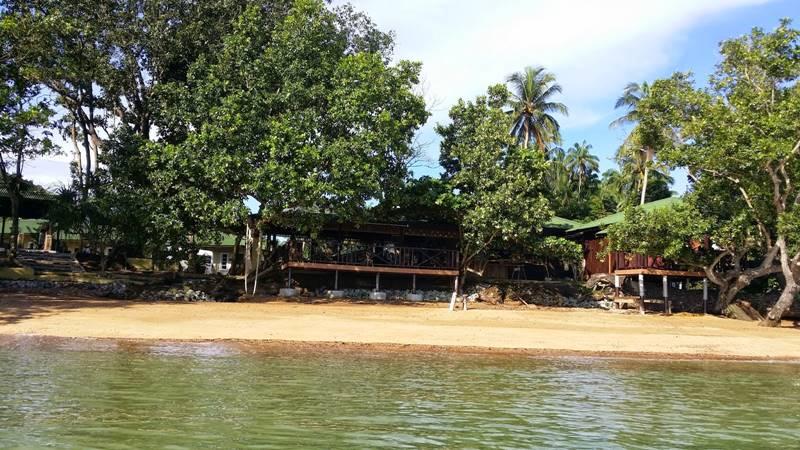 pantai umang-umang chalet