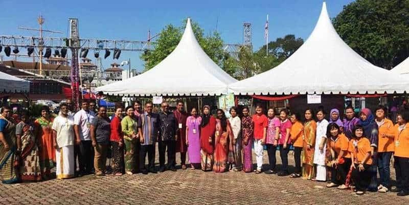Program Gerai Makanan Tradisional Masyarakat Melaka